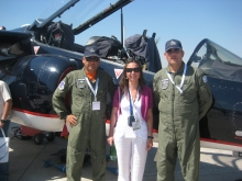 Simultaneous interpretation at Fidae 2012